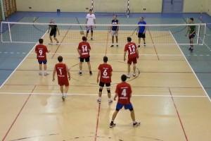 Liga siatkówki mężczyzn w Białaczowie 2014